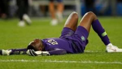 Image result for AFCON Qualifier: Uzoho out of Benin, Lesotho games due to injury