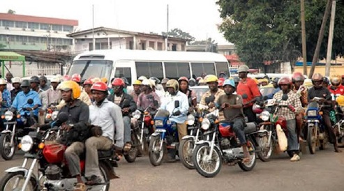 Panic In FESTAC Town As Unidentified Foreigners Disguising As Okada Riders Foment Trouble