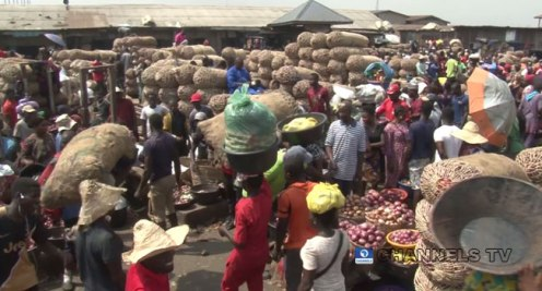 Nigeria Inflation Rate Pushes Higher From 11.85 % To 11.98%
