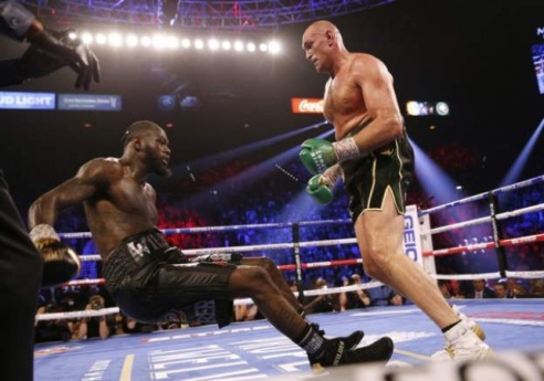 Tyson Fury Floors Wilder In Seventh Round To Reclaim World Havyweight Boxing Title