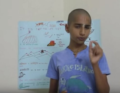 India Teen Who Predicted The Start Of Covid-19 Eight Months Ago  Says It Will End May 29th
