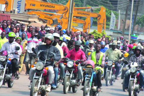 Lagos To Phase Out  'Okada', 'Keke' From July