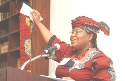 President Buhari Nominates Okonjo-Iweala As DG Of World Trade Organisation