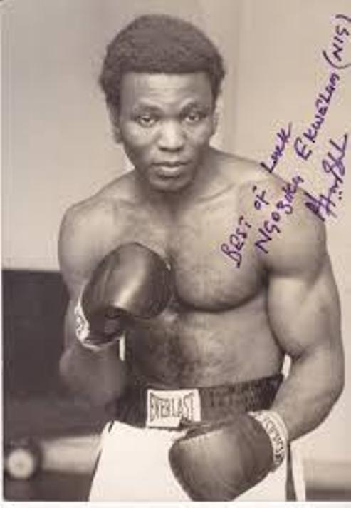 Ex-African Heavyweight Boxing Champion, Ngozika Ekwelum Recovers From Cancer