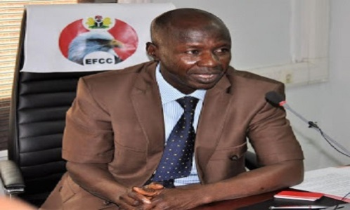EFCC: Ibrahim Magu Threatens Hunger Strike Over Continuous Detention