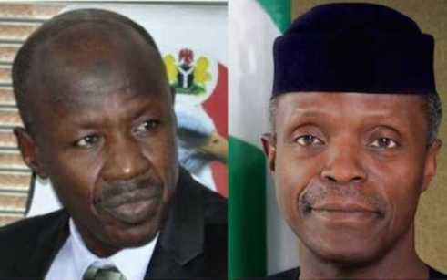 Magun Reacts To Report Of Giving Osinbajo N4bn