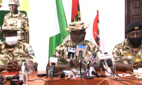 Convoy Attack: Military Concludes Investigation, Warns Gov. Zulum Against 'Unverified' Claims
