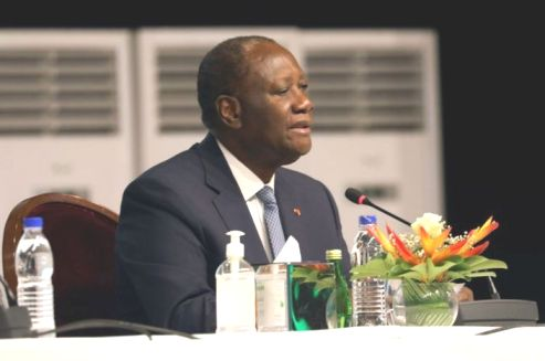 Ivory Coast President, Ouattara, Shuns Opposition Protest, To Run For Third Term