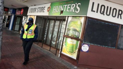 Covid-19: South Africa Crime Rate Drops During Lockdown