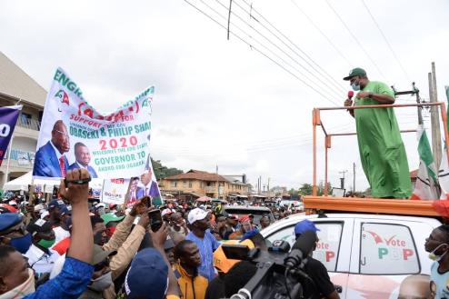 Edo PDP Campaign Chair, Orbih Insists Oshiomole's  Statement About Ize-Iyamu In 2016 Is Correct