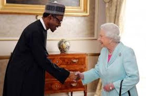 Queen Of England Felicitates With Buhari On Nigeria 60th Independence Anniversary