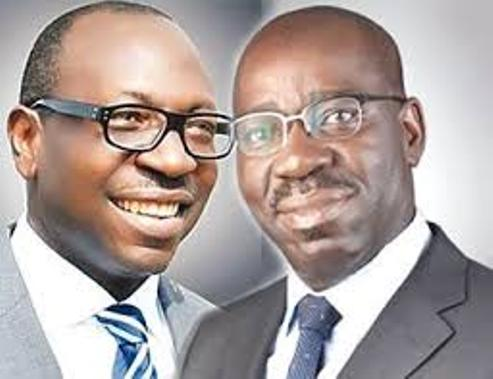 Ize-Iyamu Declares Readiness To Work With Obaseki, Drags Him Back To APC