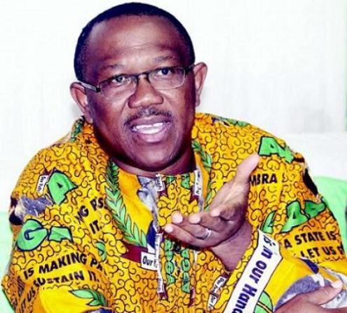 2023 Presidency:Peter Obi Distances Self From Obi/Kwakwanso Poster
