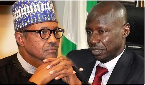 Buhari Sets Up Four-Man Committee To Review Probe Report On Magu