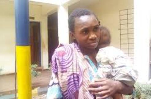 Despite Police Arrest,  Woman Insists On Selling Her Baby To Set Up Business