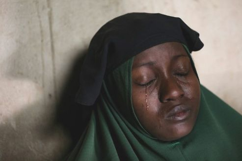 Tears, Anguish And Pains As  317 Abducted Schoolgirls Remain In Captive