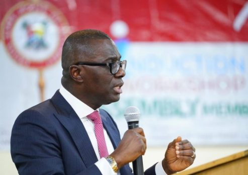 Sanwo-Olu Leads Delegation To MAJAN Summit On Apapa Wharf/Tin Can Ports Gridlock
