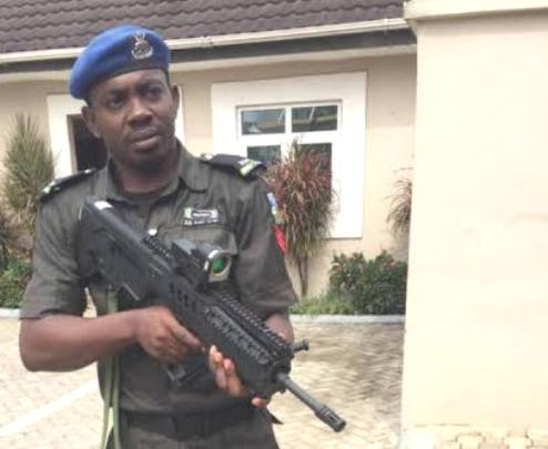 Lagos Police Dismiss Police Sergeant Over Attempt To Kill Lady Friend