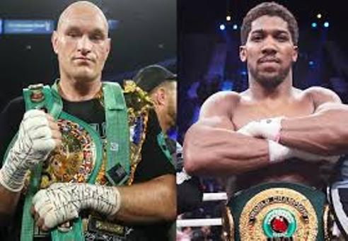 Boxing:Joshua Vs Fury Unification Bout set For Aug. 14 – Hearn