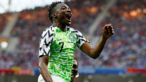 Ahmed Musa, Others Players Flee As Angry Football Fans Invade Kaduna Pitch