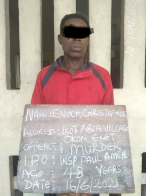 Alleged Infidelity: General Overseer Beats Wife To Death, Bury Her In Shallow Grave