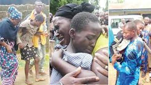 Reactions Trail Bandits Holding 87 Baptist School Students After Collection Of N50m Ransom