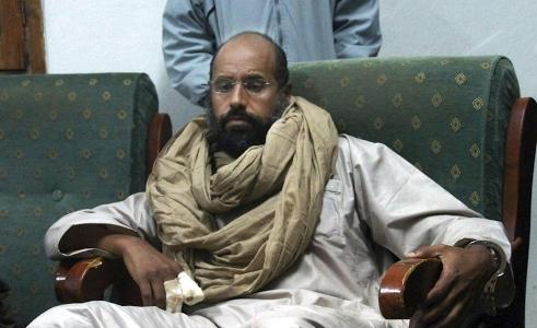 Muammar Gaddafi's son 'back from the dead', Plans To Contest For President
