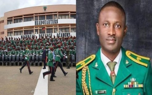 How Nigerian Troop Rescue Major Abducted At NDA