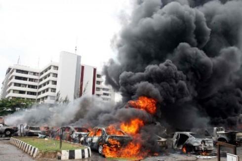Panic As Explosions Rock Army Barracks In Calabar