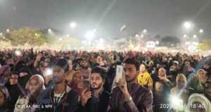 Lucknow Ghantaghar, Protest against NRC, Protest against CAA, Lucknow Ghantaghar Protest
