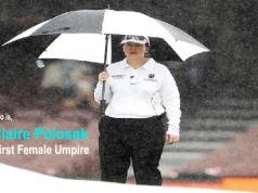 AUS v IND: Female umpire for the first time in a male test match, know about Claire Polosak