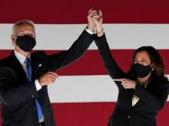Biden-Kamala's huge victory amidst US violence, Trump accepts defeat for the first time