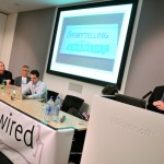 Storytelling session at news:rewired