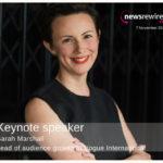 Sarah Marhall Vougue keynote newsrewired