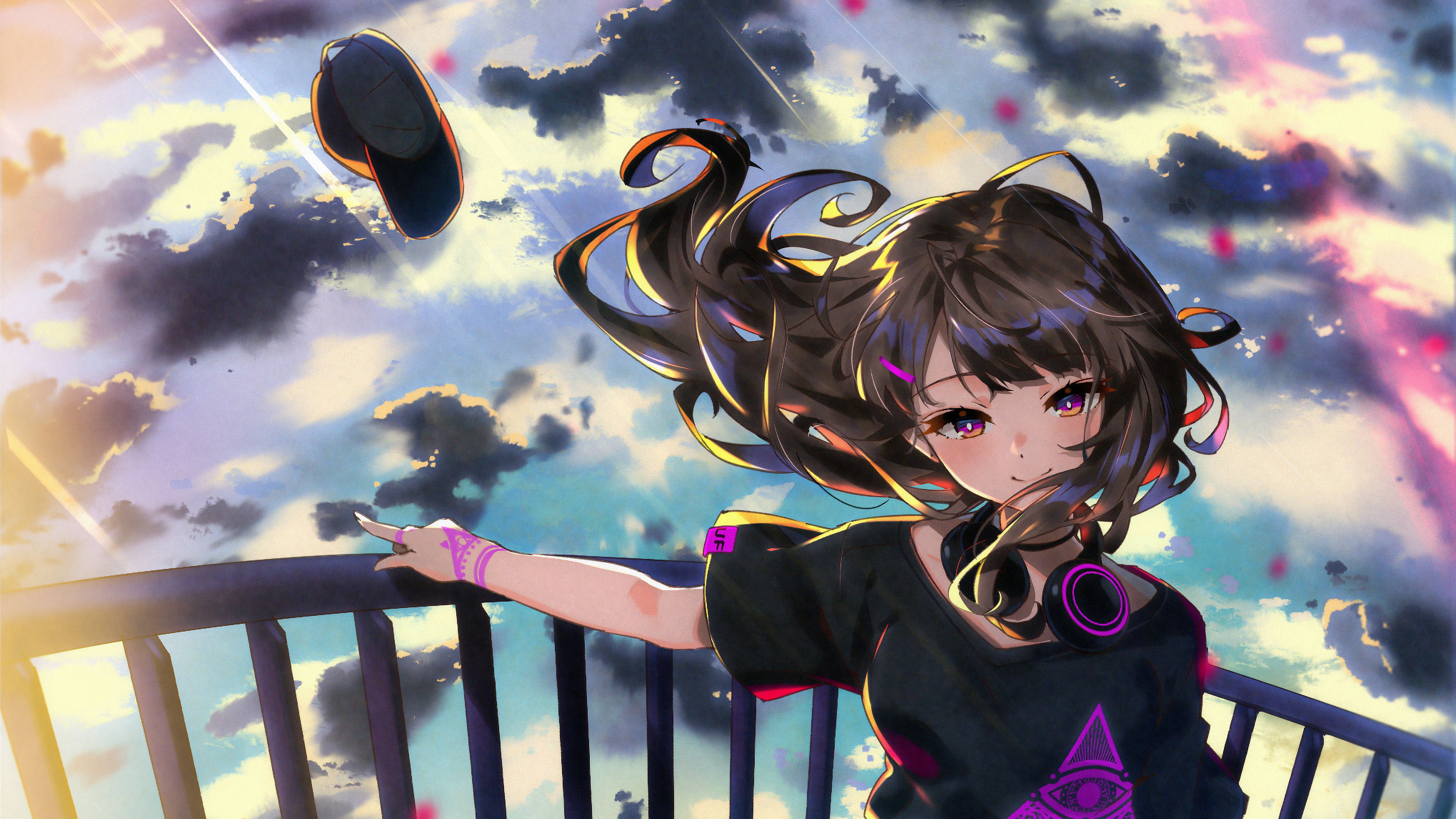 The great collection of anime 4k pictures wallpapers for desktop,. 35+ 4K Anime Wallpapers HD Background   News Share