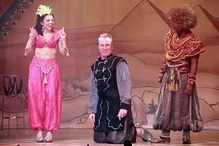 Picture of Aladdin performance in Croydon