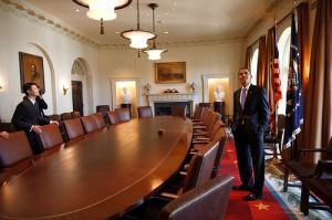 obama cabinet room