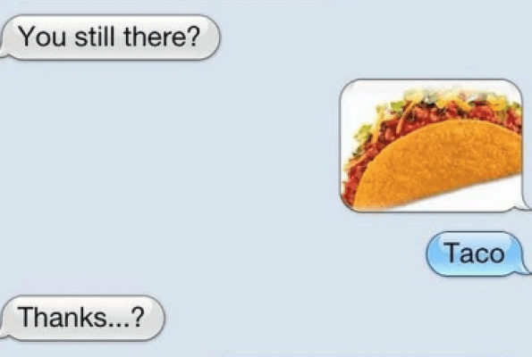 Five Taco-Related Emojis We Wish Existed And When To Send ...