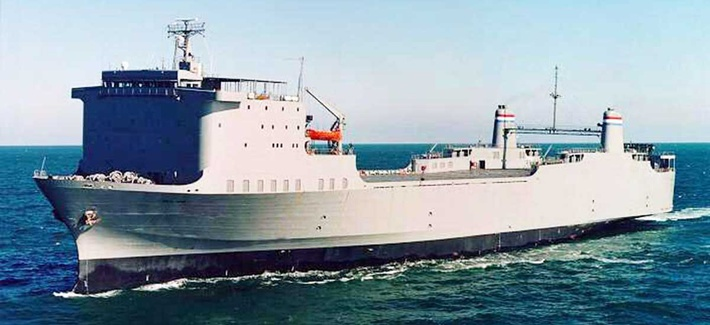 Image result for ship used to destroy Syrian chemicals weapons
