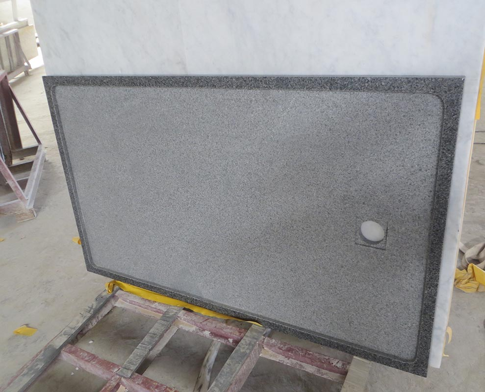 granite top kitchen table chalkboard wall g654 bathroom shower tray