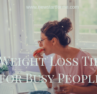 7 Weight Loss Tips for Busy People
