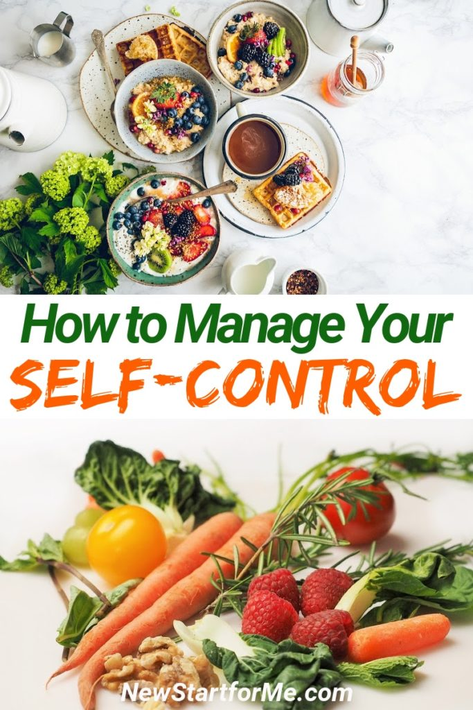 There are several ways to boost your self-control so that you can successfully lose those unwanted pounds and keep them off!