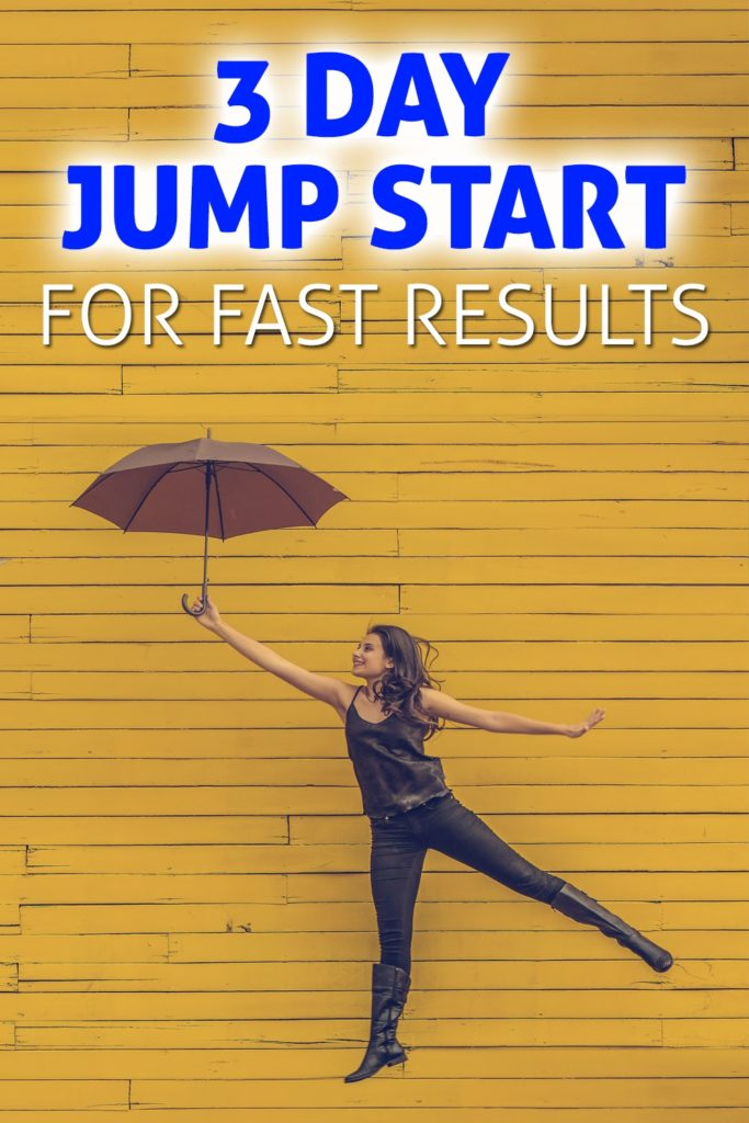 Get fast results with the NewStart 3 Day JumpStart Kit. Complete 3 Day plan designed for fast results to lose weight and feel awesome.