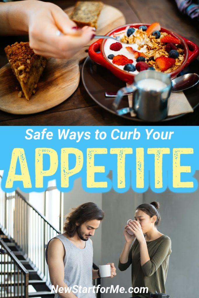 Curb your appetite with these safe and natural methods. No need to be controlled by cravings in between meals and snacks. You can begin today!