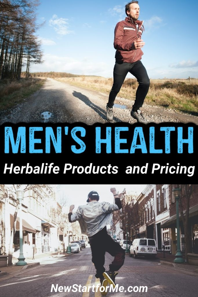 The best men's health Herbalife products are designed specifically for men to get the nutrients their system needs to run optimally.