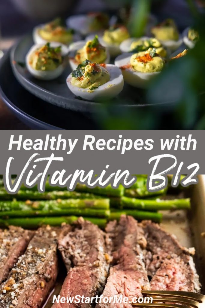 Recipes with Vitamin B12 do a lot for your body like improving memory, aiding red blood cell formation, and giving you more energy.
