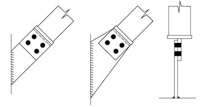 AD 374: Design of gusset plate connections
