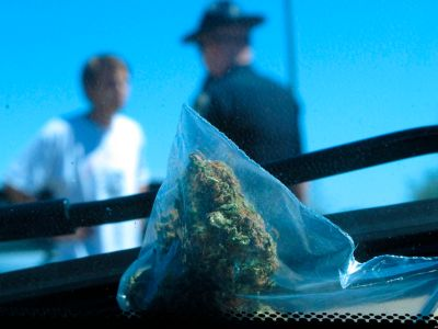 California Cop Caught With $2 Million Worth of Weed