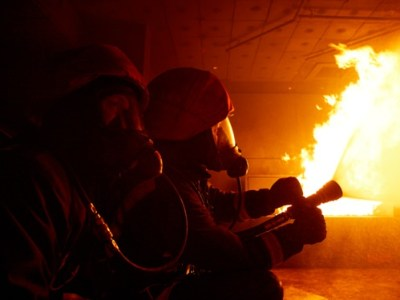cannabis factory firefighters