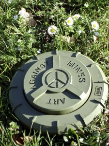 Landmines were laid around a cannabis farm on Guernsey. Photo: thierry ehrmann